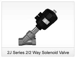 2J Series 2/2 Way Solenoid Valve