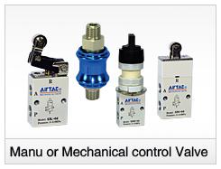 Manual & Mechanical Control Valves