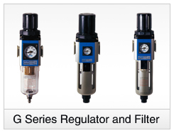 GFR Series Regulator and Filter
